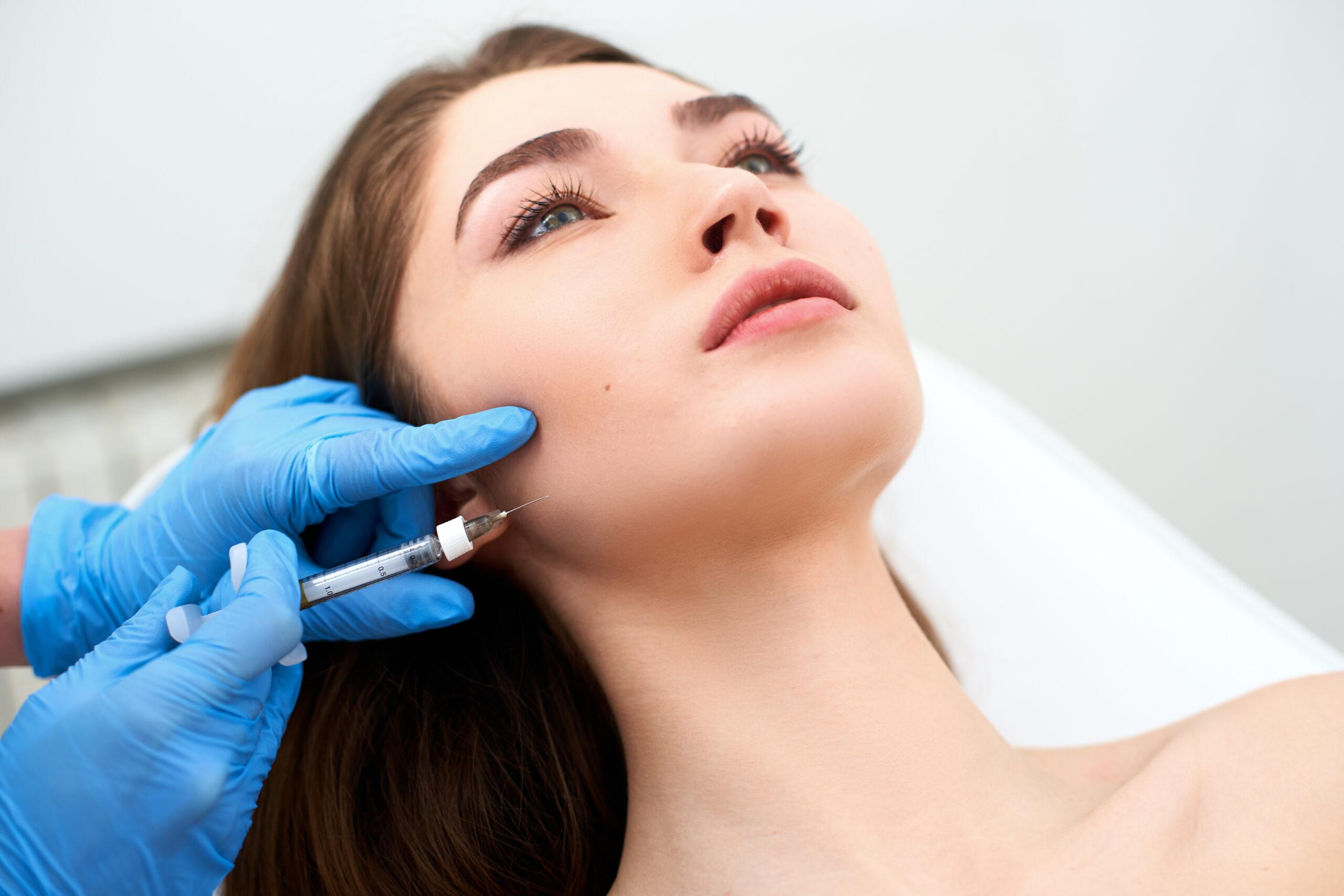 Botuliinipistos - hammaslääkäri